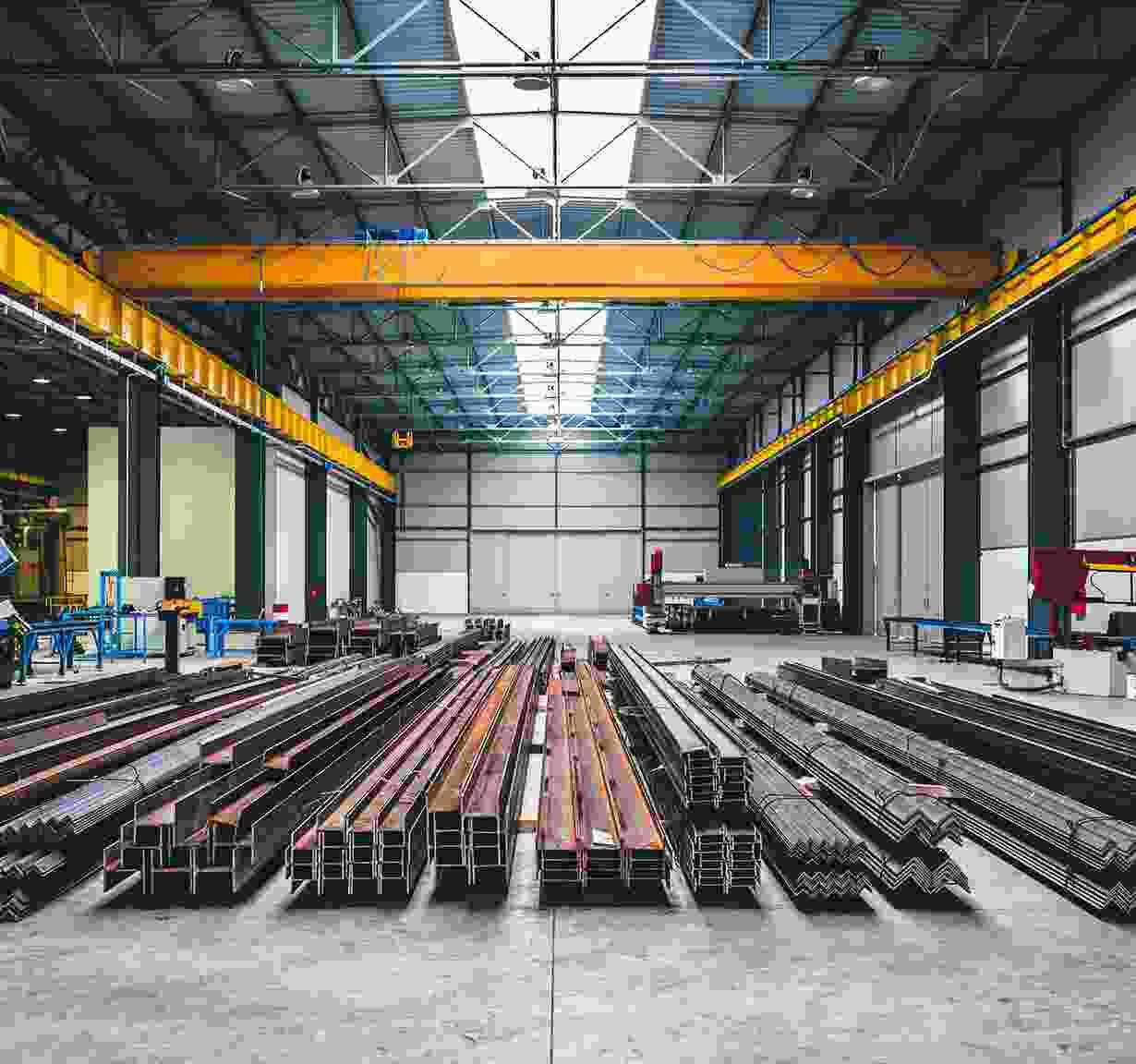 Industrial Storage Hall